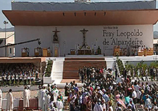 Beatificación de Fray Leopoldo